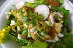 Pori salad